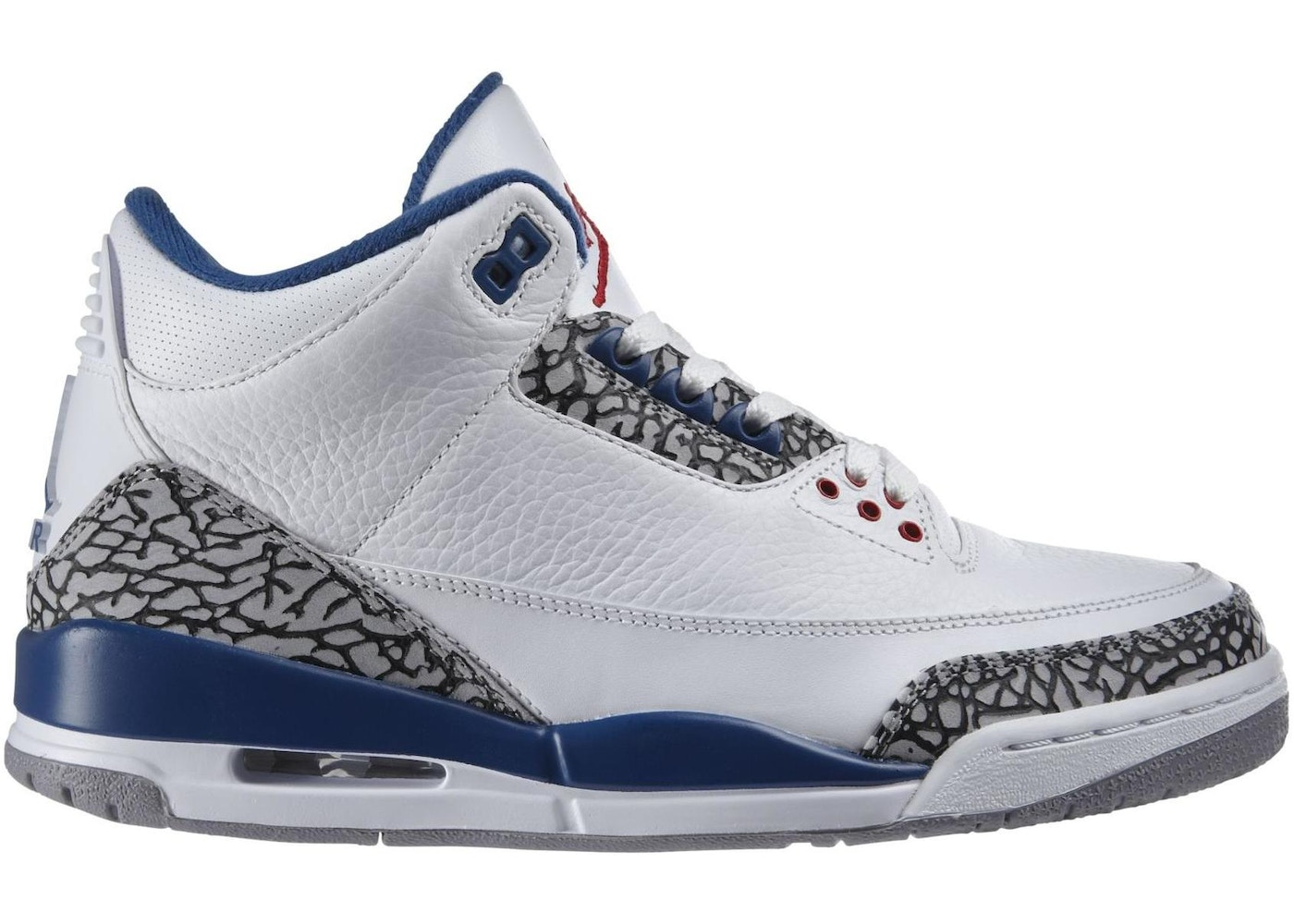 0b64b1962ac Jordan 3 Retro True Blue (2001) - 136064-141