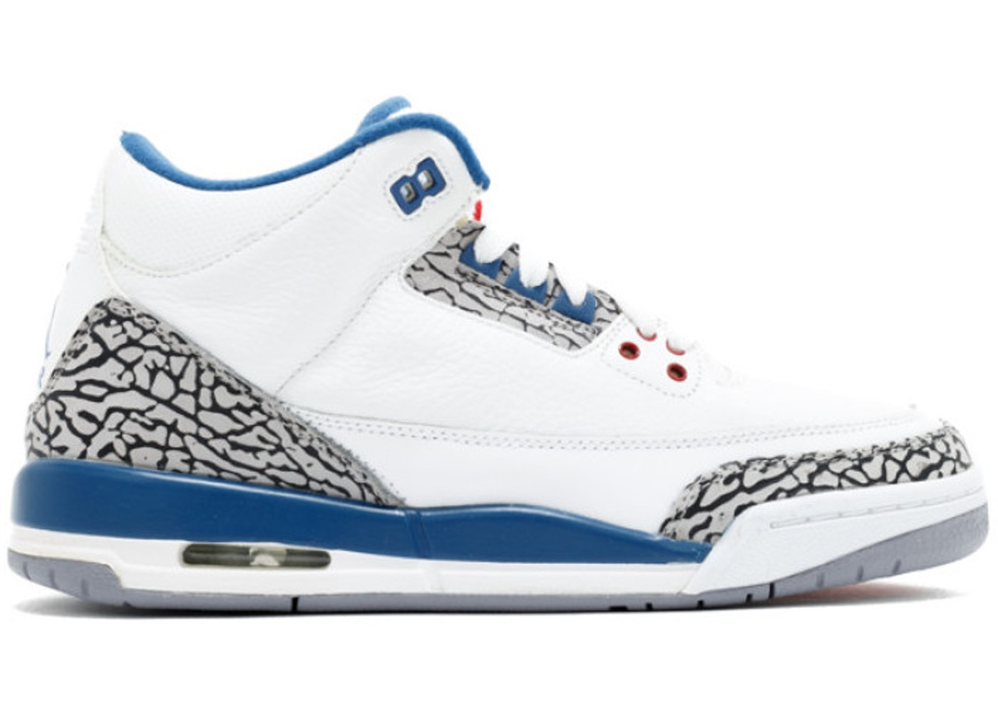 76171bdf77c7 Jordan 3 Retro True Blue 2011 (GS) - 398614-104