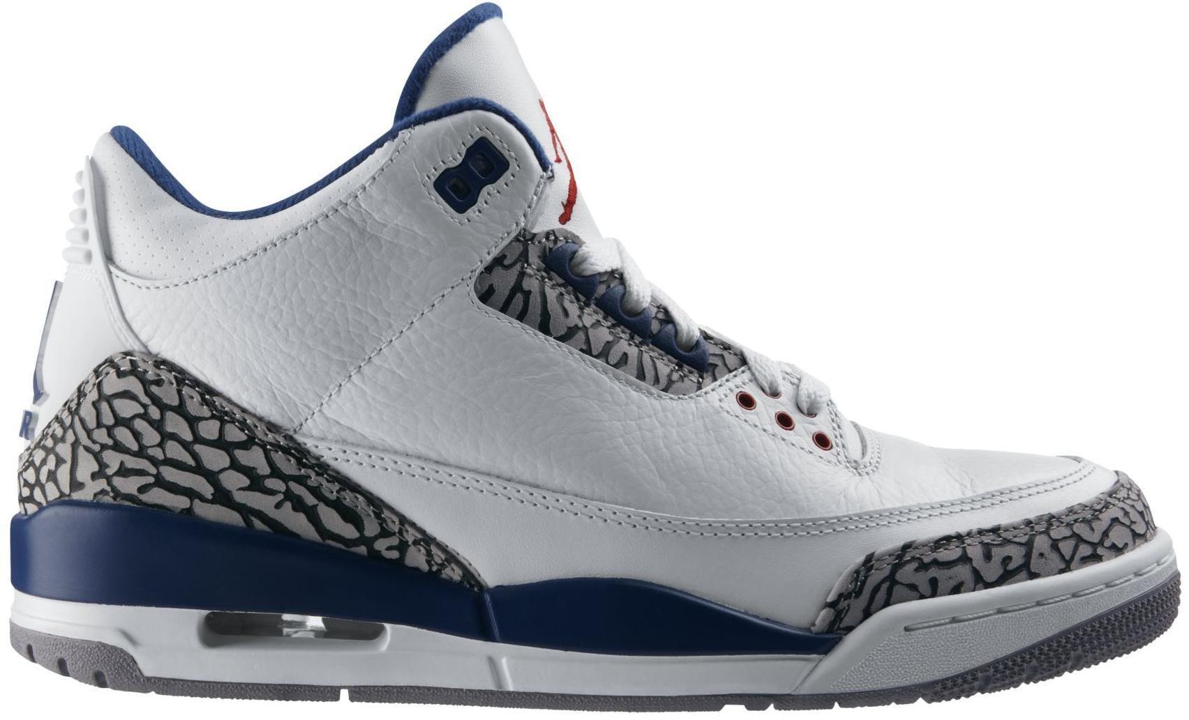 Jordan 3 Retro True Blue (2011)