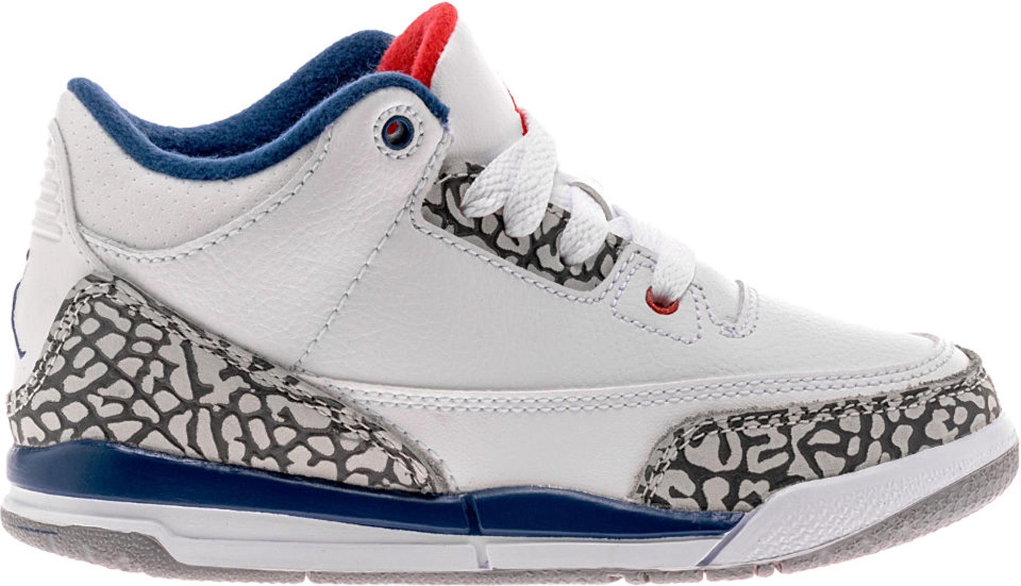 Jordan 3 Retro True Blue 2016 (PS)