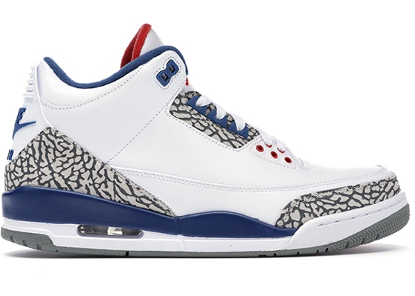 uk availability 2e6ac 703e8 Jordan 3 Retro True Blue (2016) - 854262-106
