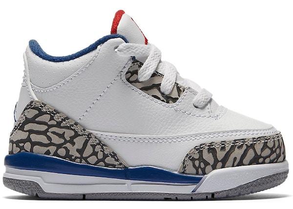 75f8863760fc Buy Air Jordan 3 Size 5 Shoes   Deadstock Sneakers