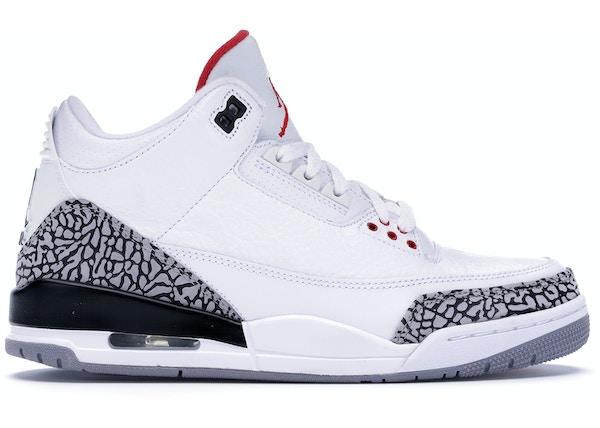 151bfb3a172159 Buy Air Jordan 3 Shoes   Deadstock Sneakers