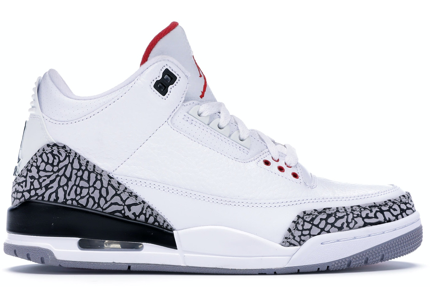 new concept a87a1 2a5da Jordan 3 Retro White Cement (2011)
