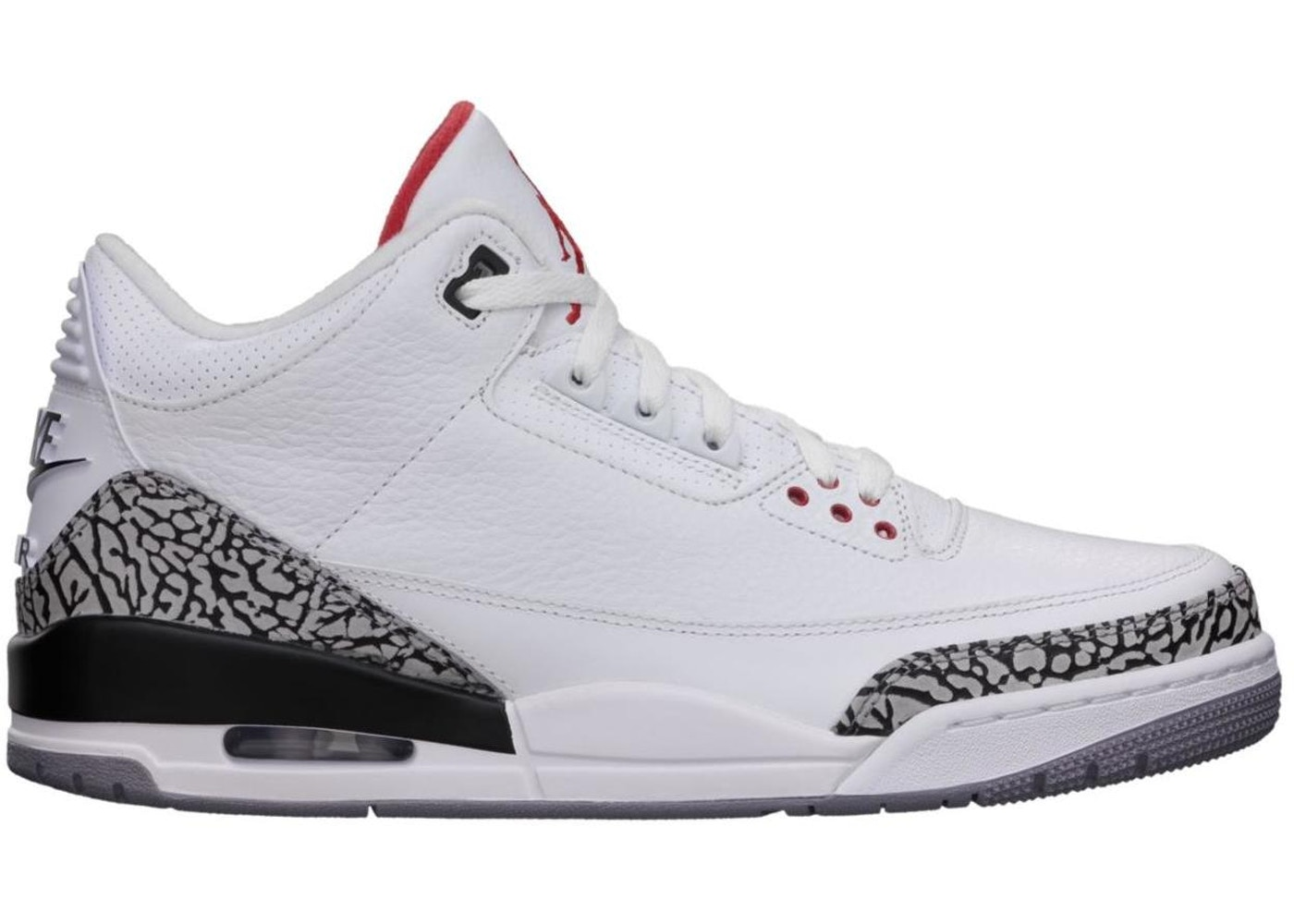 db0b95786b2f6 Jordan 3 Retro White Cement ( 88 Dunk Contest 2013) - 580775-160