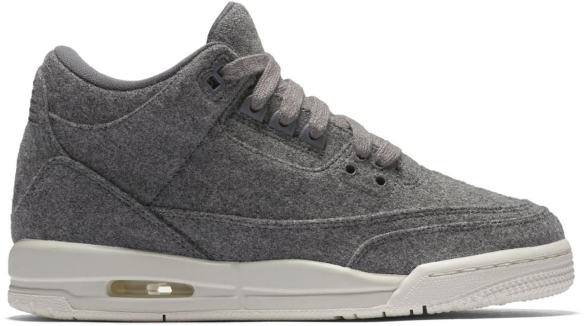 Jordan 3 Retro Wool (GS)