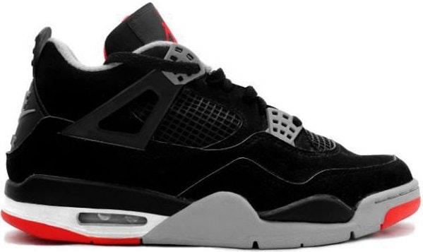 Jordan 4 OG Black Cement (1989)