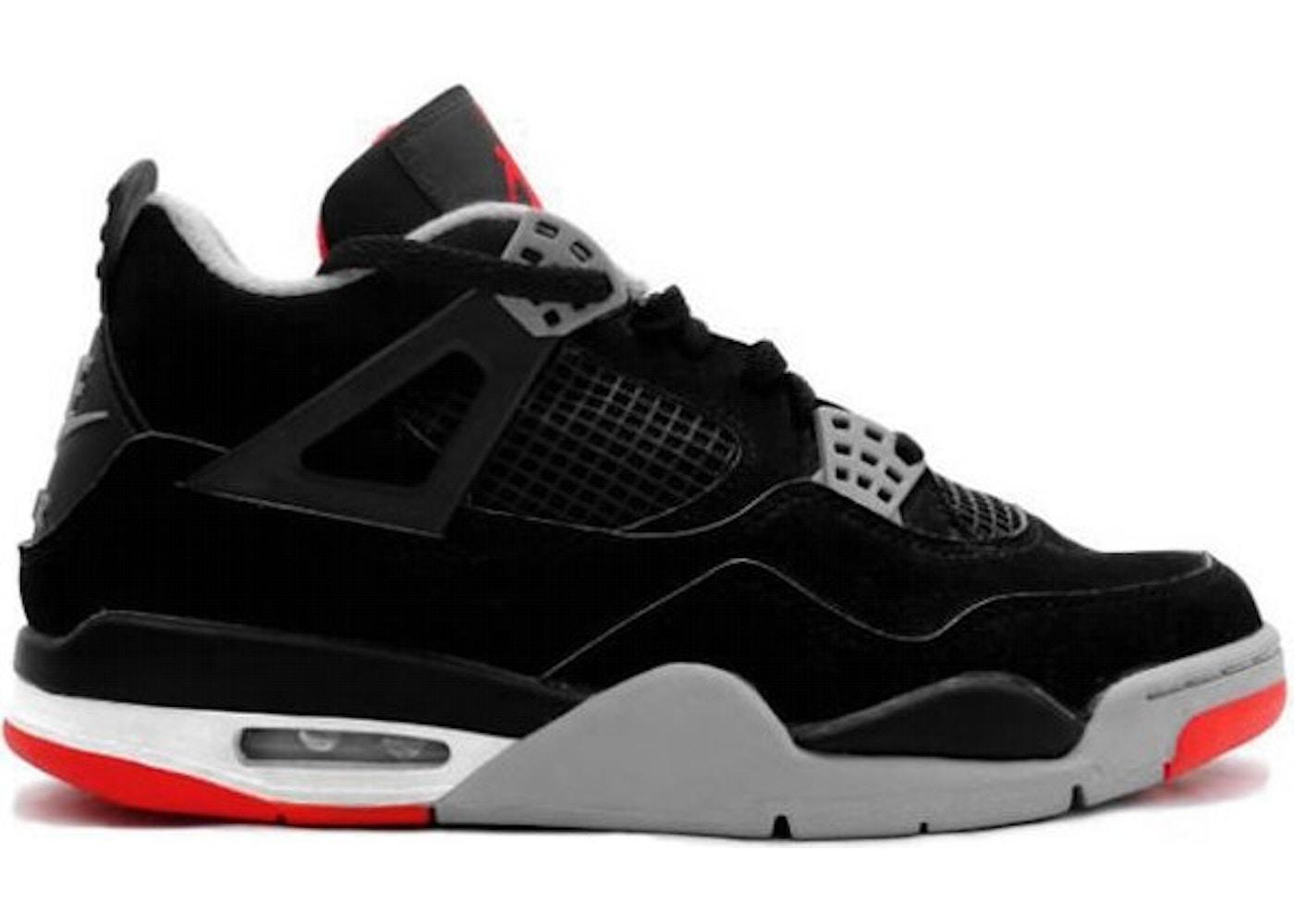 Jordan 4 OG Black Cement (1989) - 4363 ad375584a