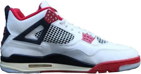 Jordan 4 OG Fire Red (1989)