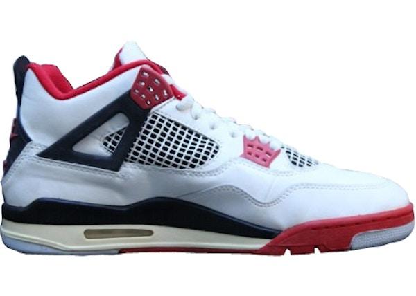 finest selection 75ed1 e0877 Jordan 4 OG Fire Red (1989) - 4364