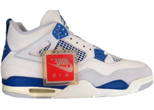 3424d3e86d62cd Jordan 4 OG Military Blue (1989) - 4369