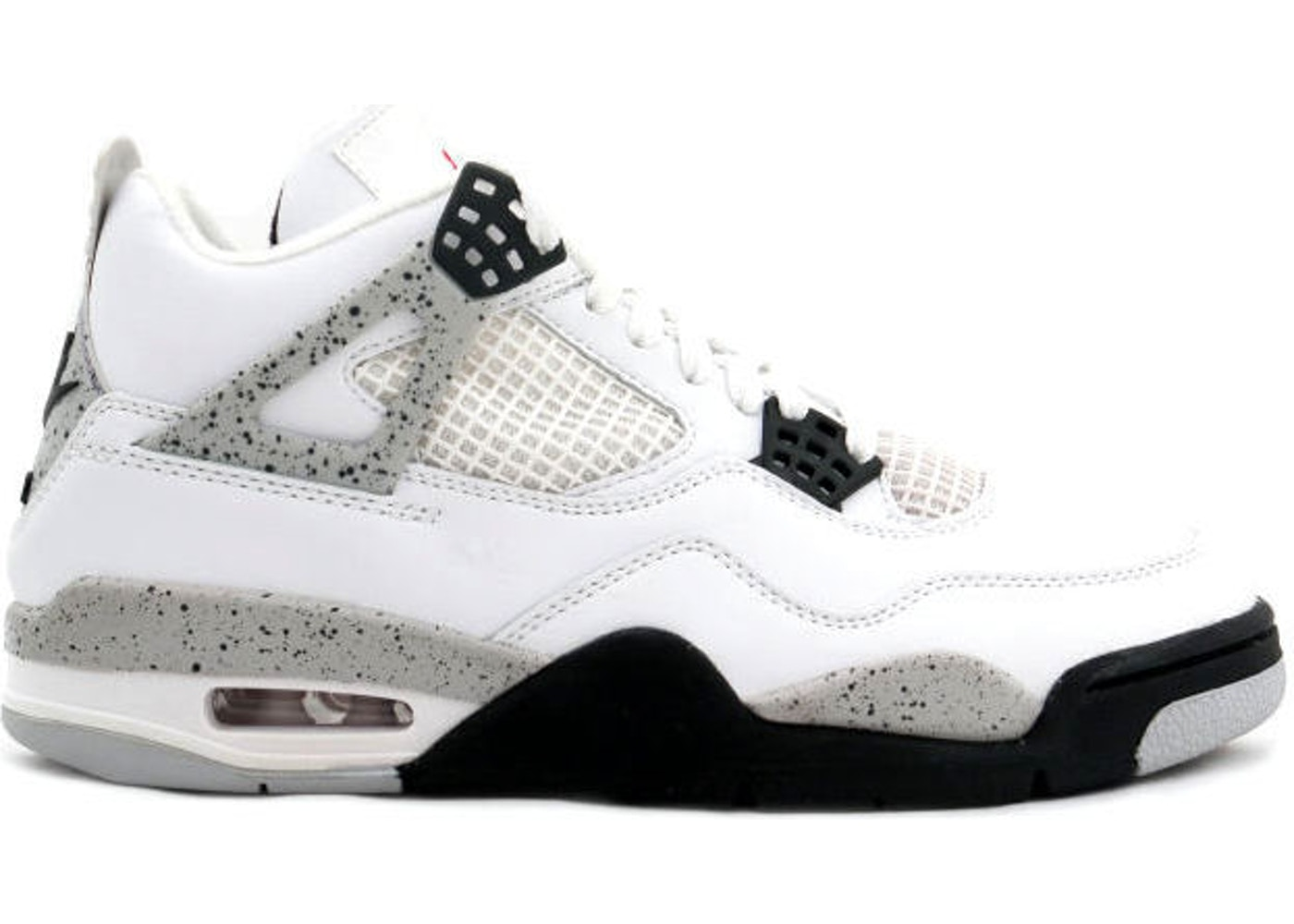 size 40 0a9c9 e9357 Sell. or Ask. Size  10. View All Bids. Jordan 4 OG White Cement (1989)