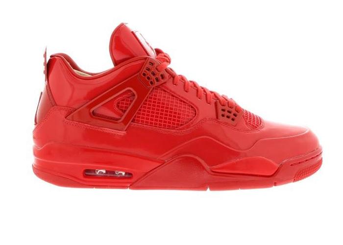 Jordan 4 Retro 11Lab4 Red - 719864-600