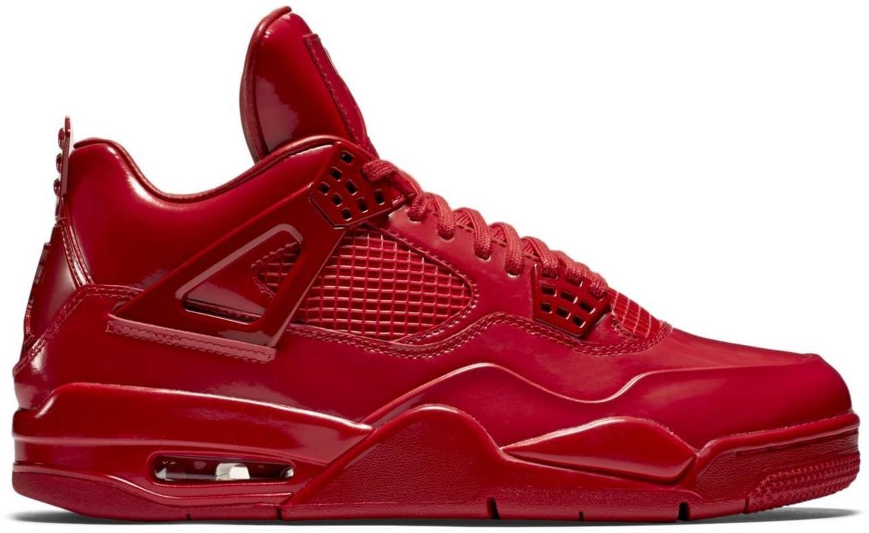 Jordan 4 Retro 11Lab4 Red