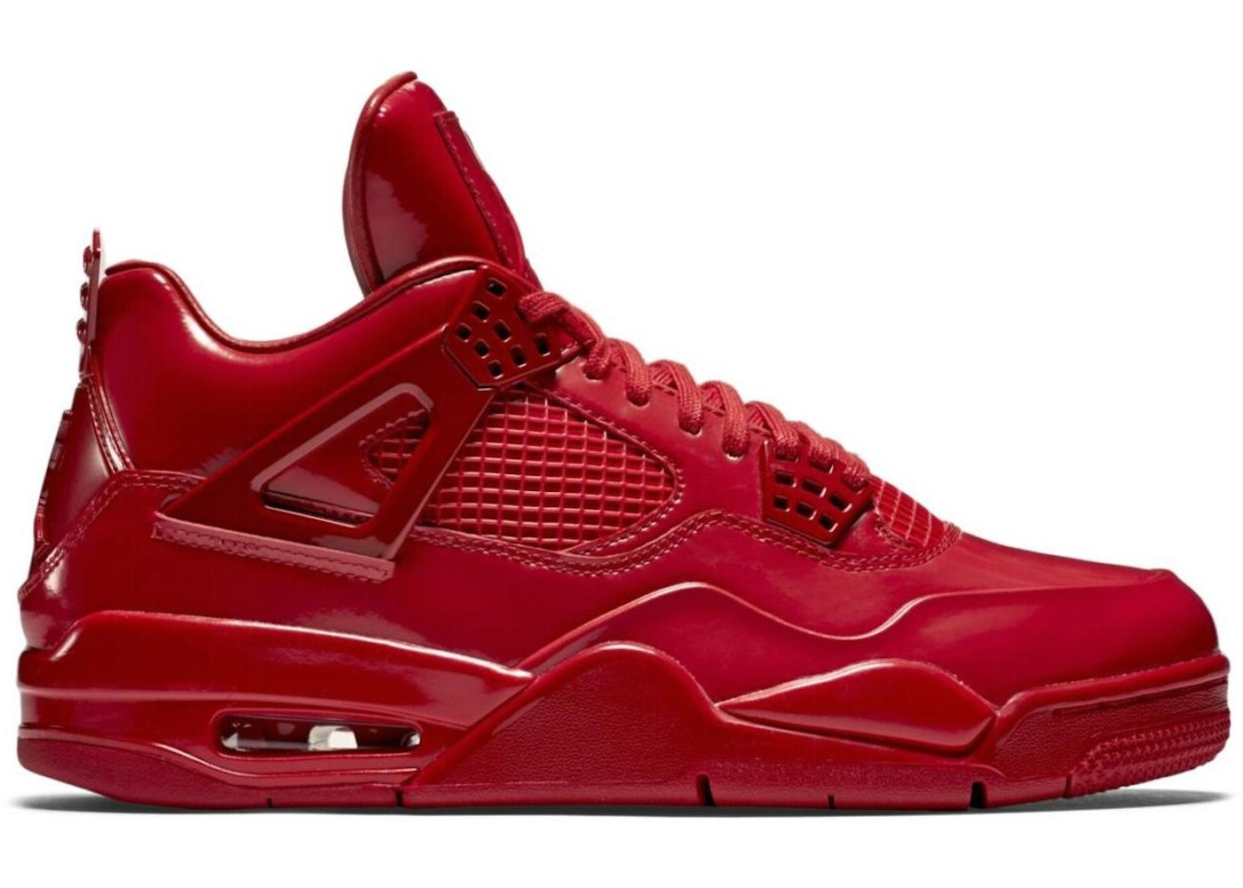 super popular cd86f 45315 Jordan 4 Retro 11Lab4 Red