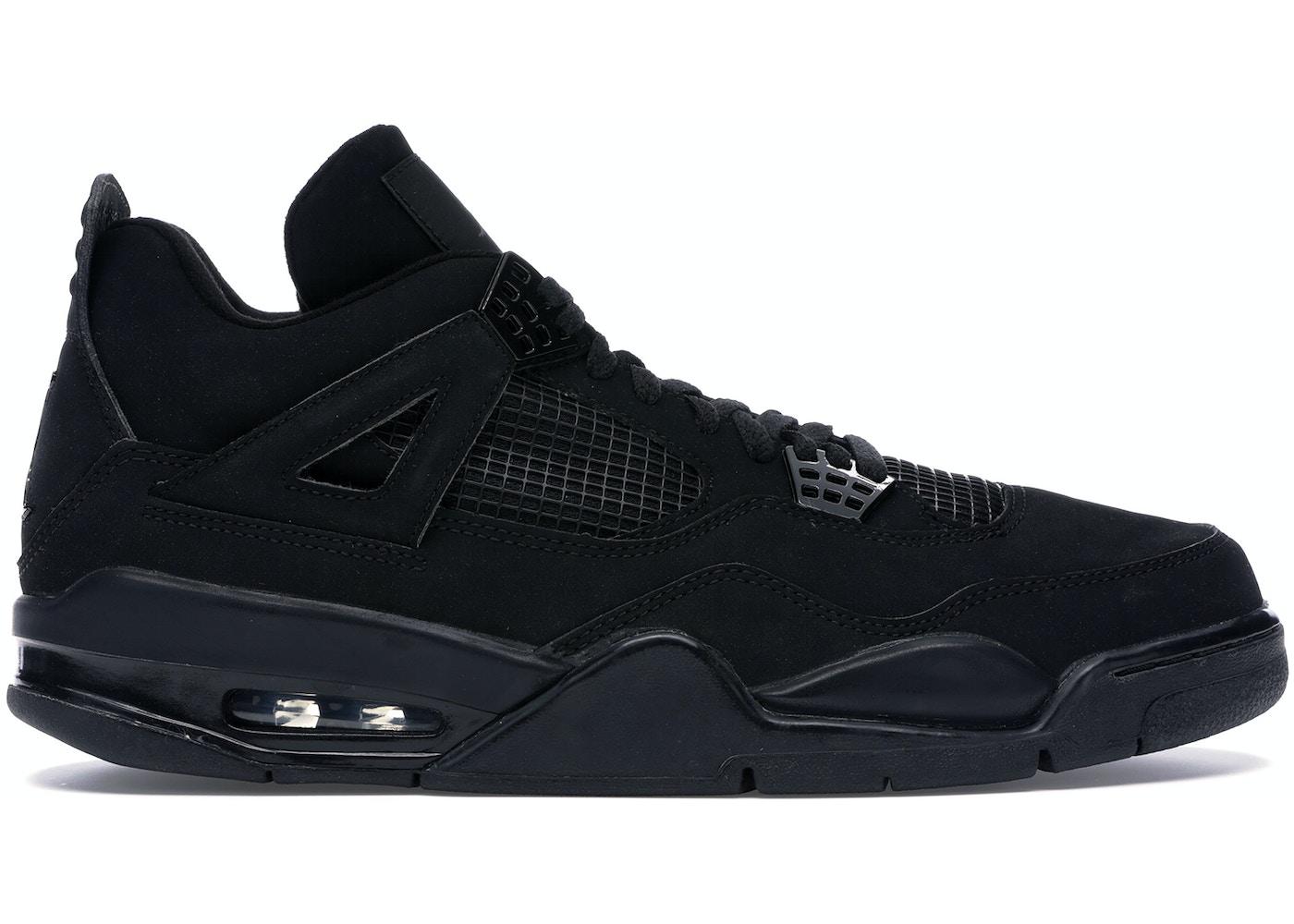 pretty nice 075bd 93ef2 Jordan 4 Retro Black Cats - 308497-002