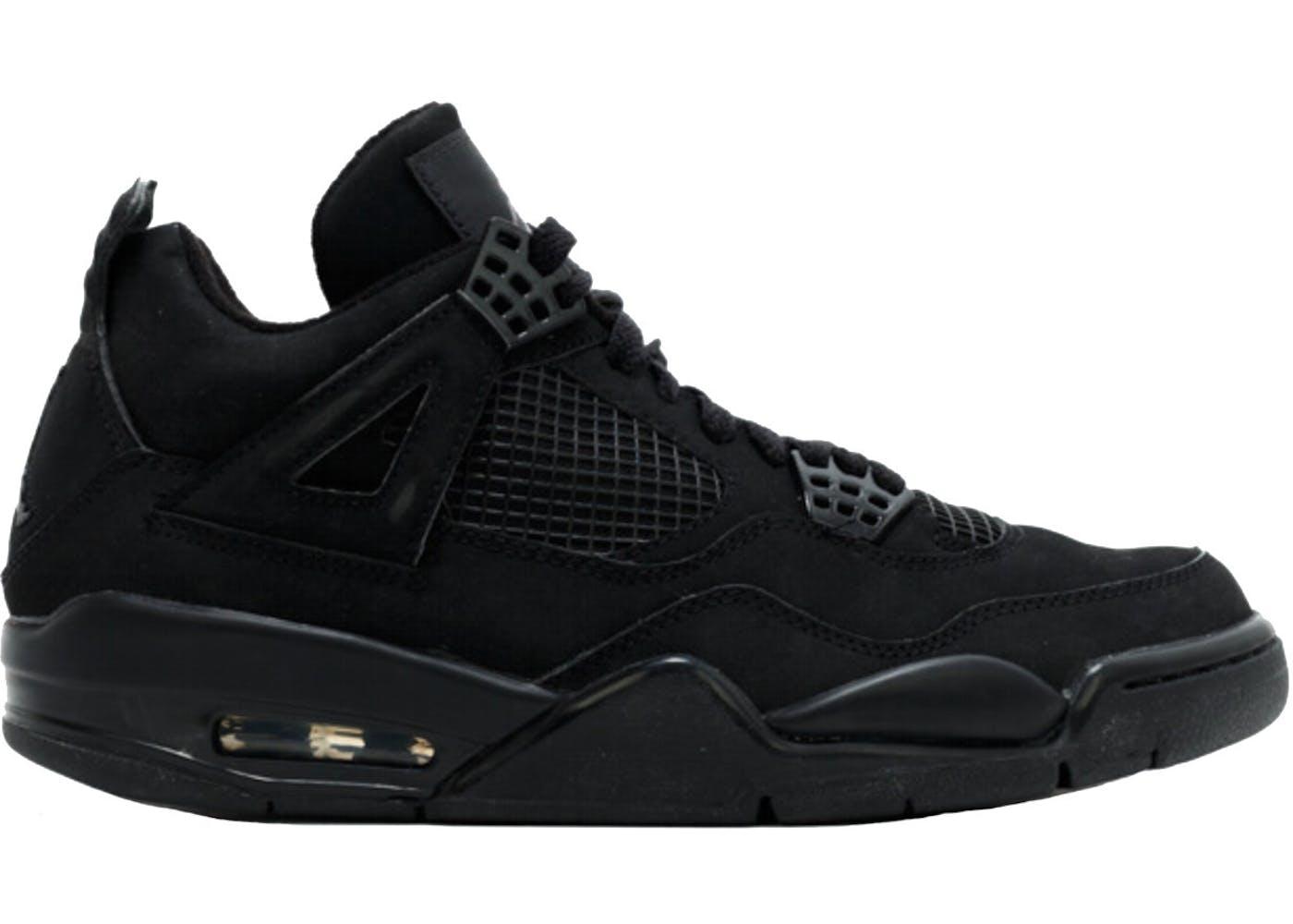 uk availability 2f837 51e9b ... Jordan 4 Retro Black Cats ...