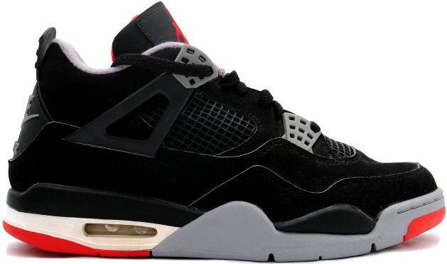 Jordan 4 Retro Black Cement (1999) - 136013-001