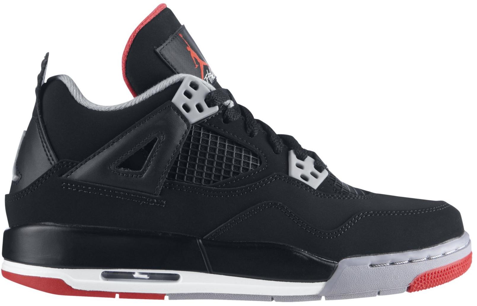 Jordan 4 Retro Black Cement 2012 (GS