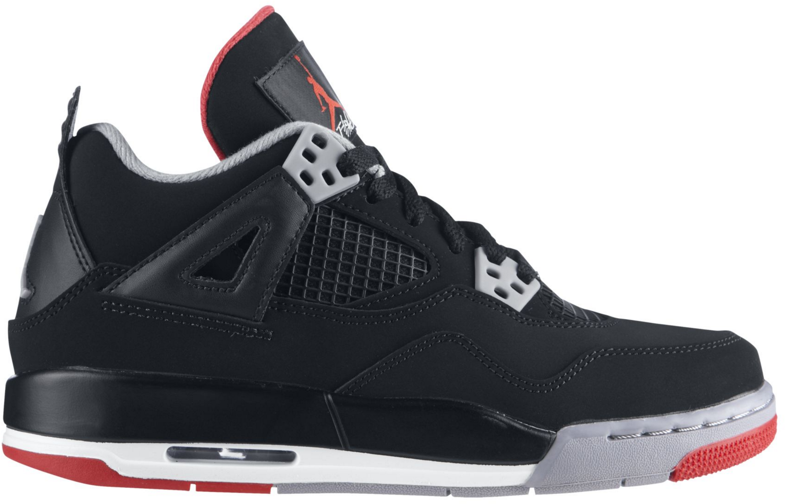 Jordan 4 Retro Black Cement 2012 (GS)
