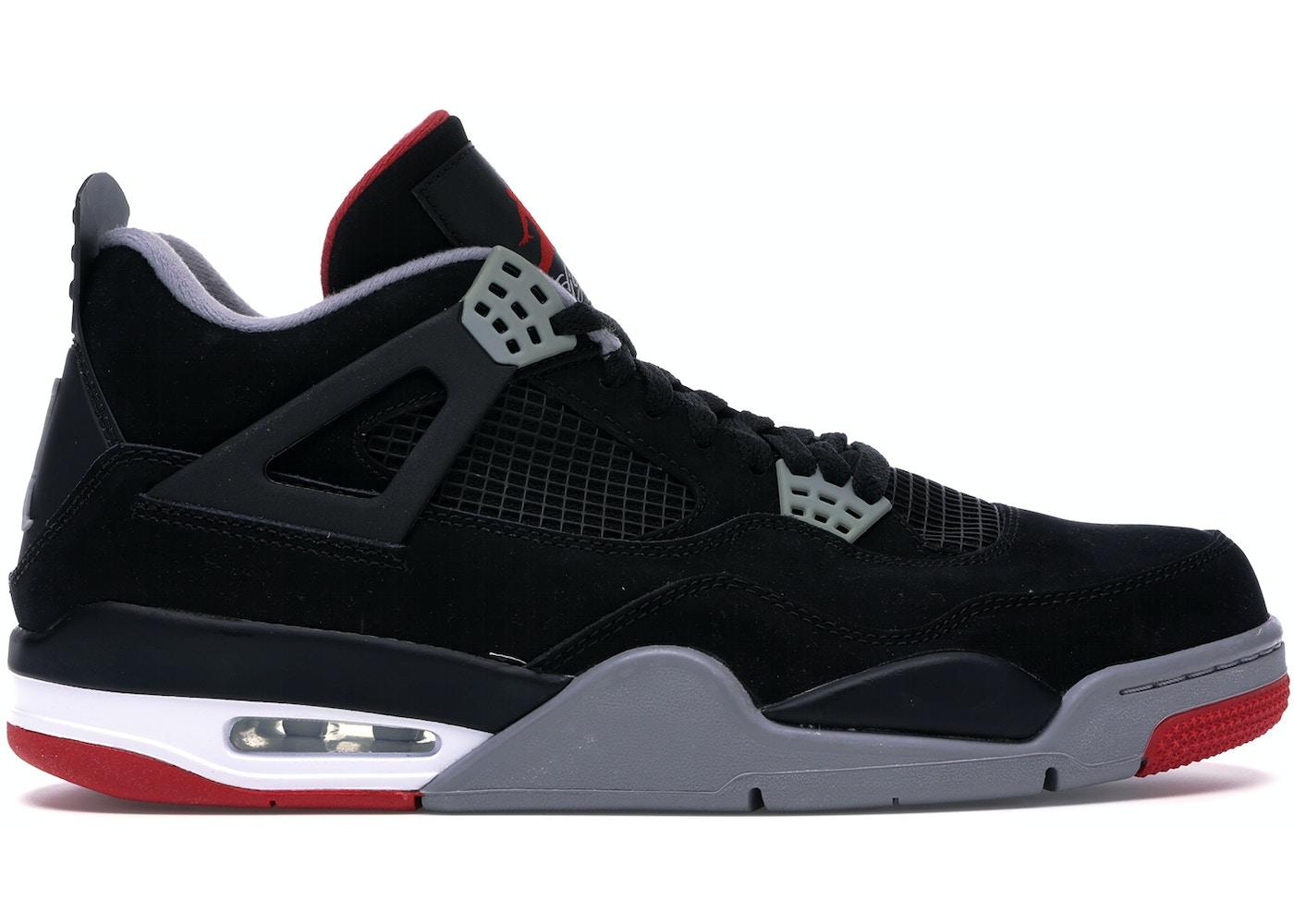 8279f068b40 Jordan 4 Retro Black Cement (2012) - 308497-089