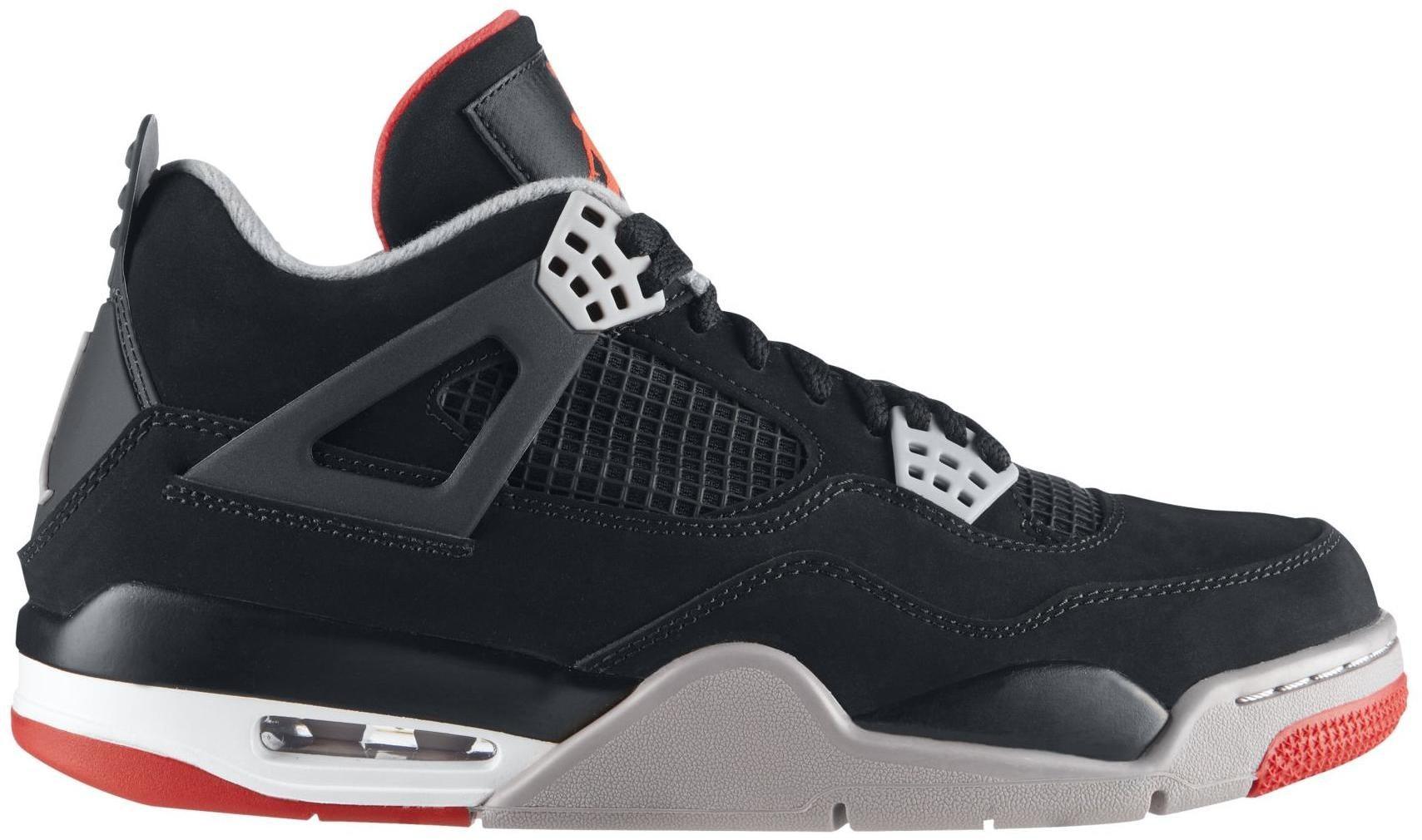 Jordan 4 Retro Black Cement (2012)