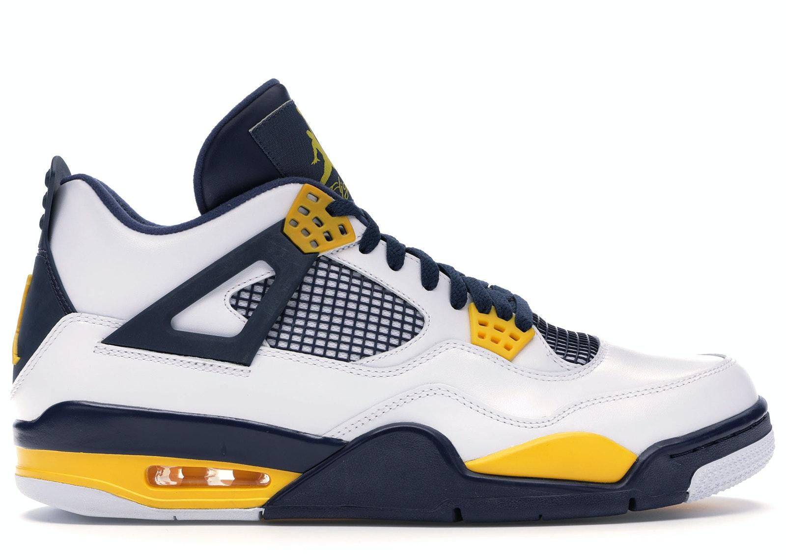 Jordan 4 Retro Cal / Marquette PE
