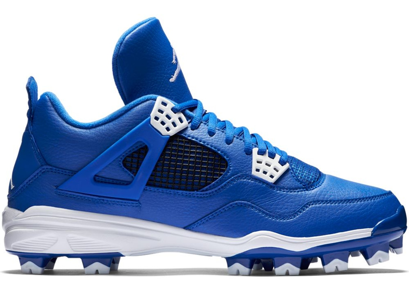 designer fashion cf5fe d9bb8 Sell. or Ask. Size  12. View All Bids. Jordan 4 Retro Cleat Royal