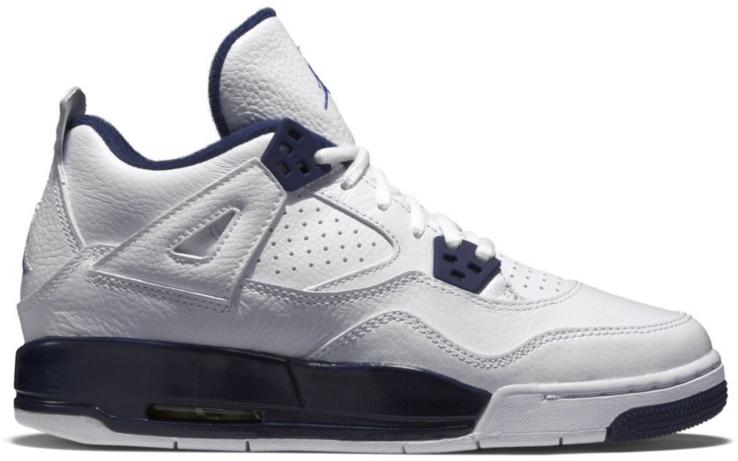 Jordan 4 Retro Columbia 2015 (GS)