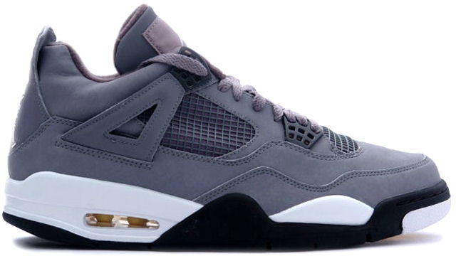Jordan 4 Retro Cool Grey (2004)