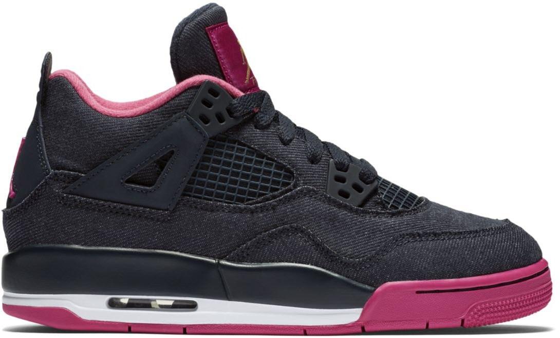 Jordan 4 Retro Denim (GS)