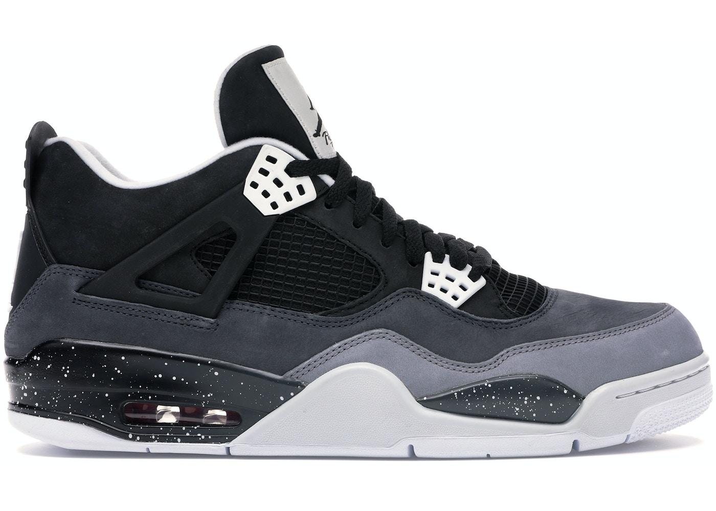 online store 552d1 34bdc Jordan 4 Retro Fear Pack