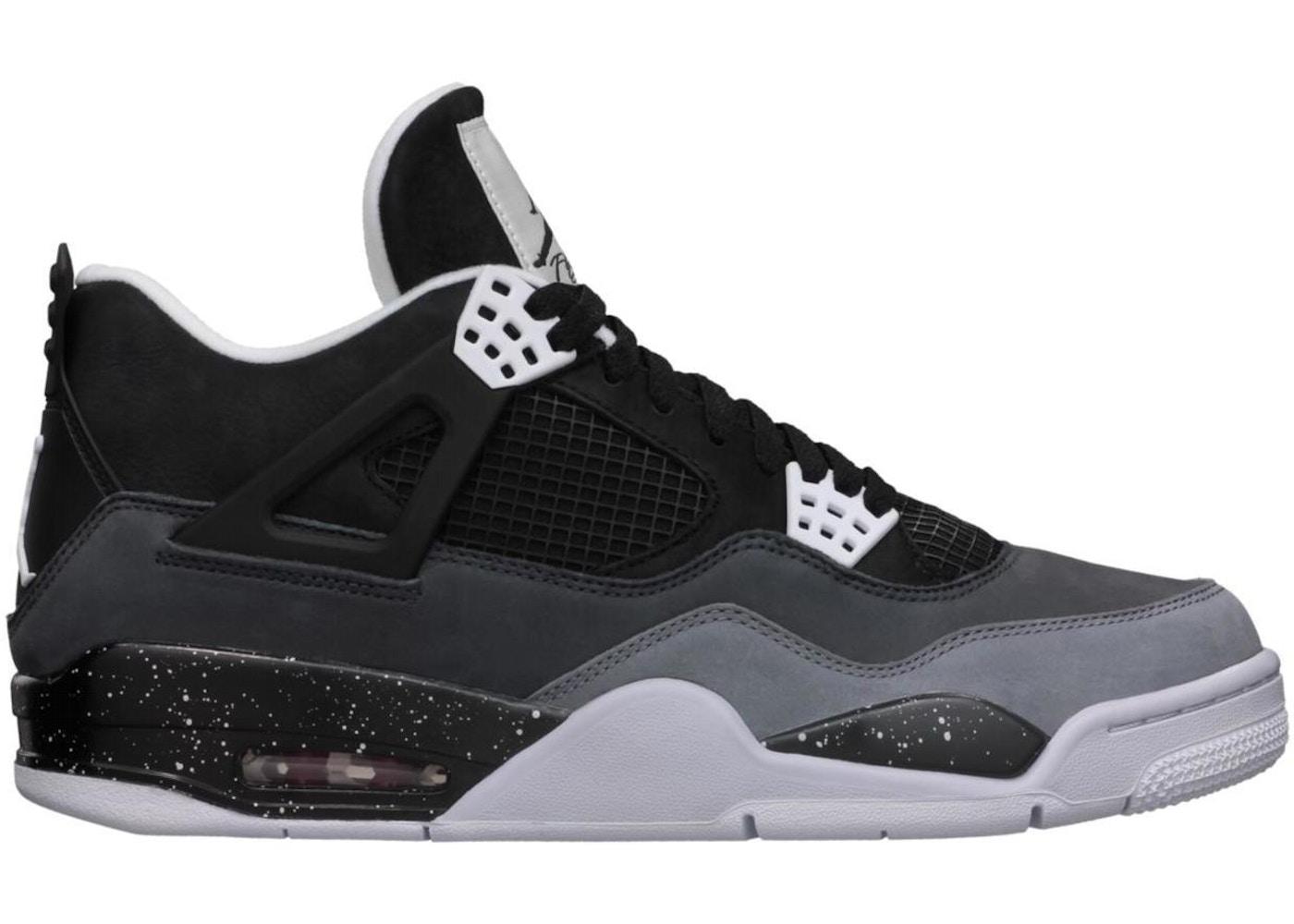 brand new 2b1d4 081db Jordan 4 Retro Fear Pack - 626969-030