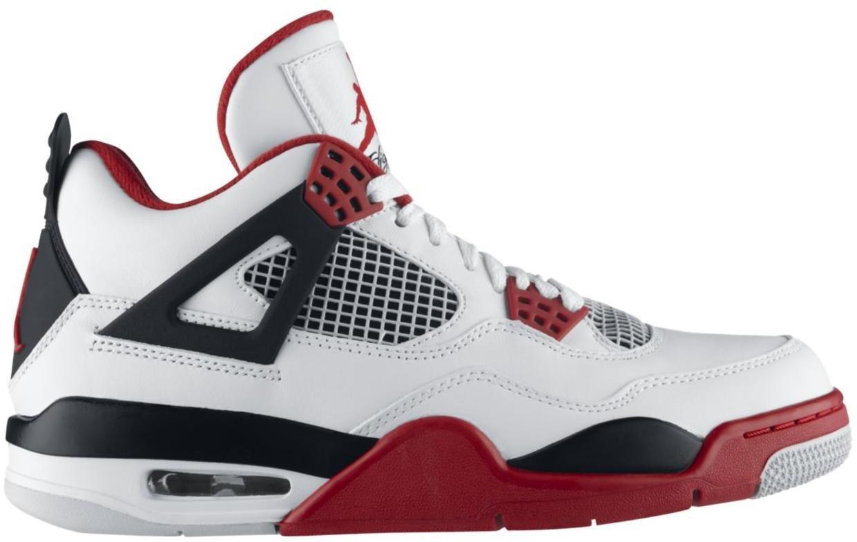 Jordan 4 Retro Fire Red (2012)