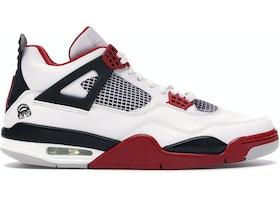 5aae9465fbd3 Jordan 4 Retro Fire Red Mars Blackmon - 308497-162