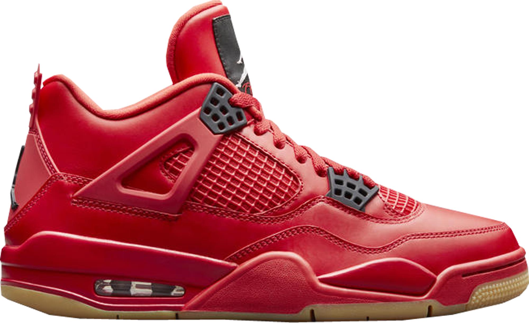 Jordan 4 Retro Fire Red Singles Day 2018 (W)