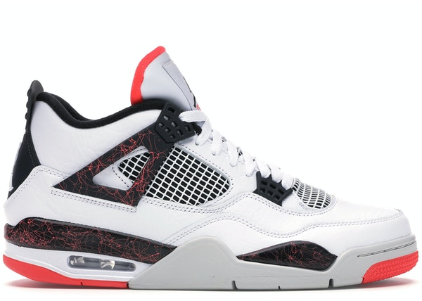 pretty nice 89aad 92eb0 Jordan 4 Retro Flight Nostalgia