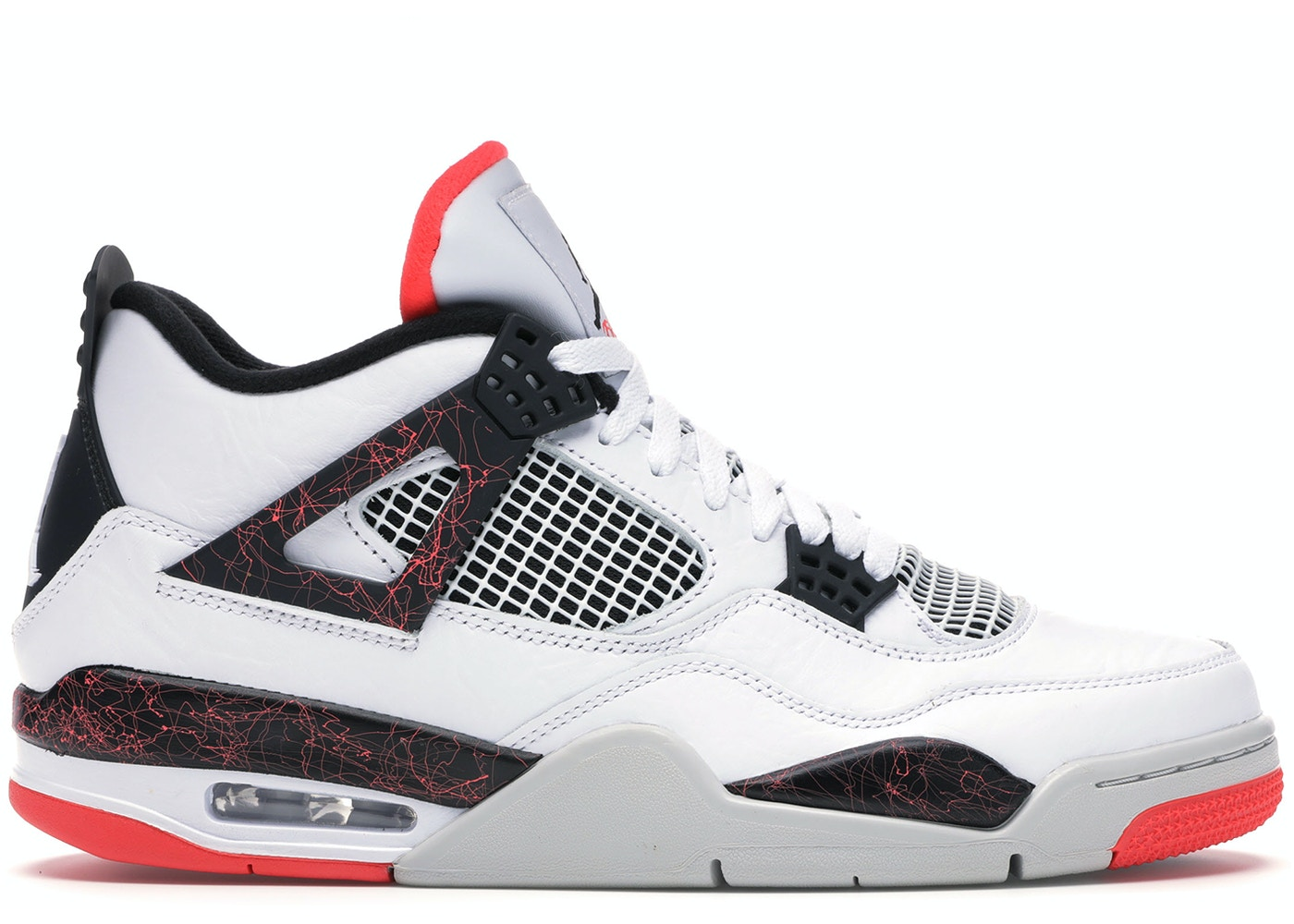 pretty nice 16c4b 1fe43 Jordan 4 Retro Flight Nostalgia
