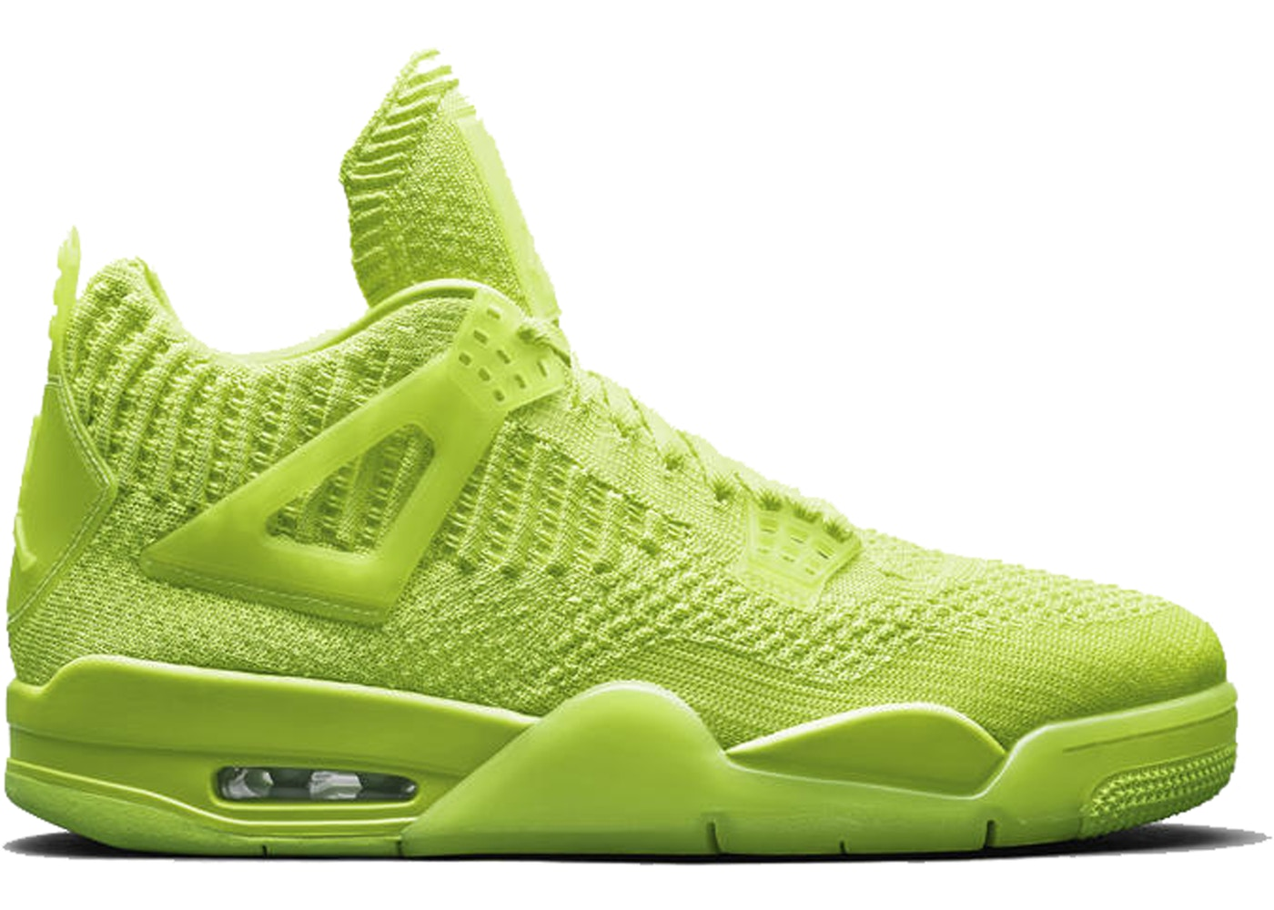 new york 8d239 6677c Sell. or Ask. Size  12. View All Bids. Jordan 4 Retro Flyknit Volt