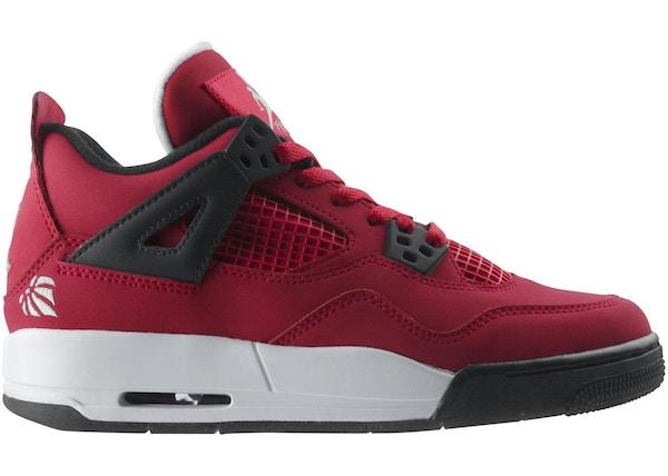cfe81df6c4f078 Jordan 4 Retro Voltage Cherry (GS) - 487724-601