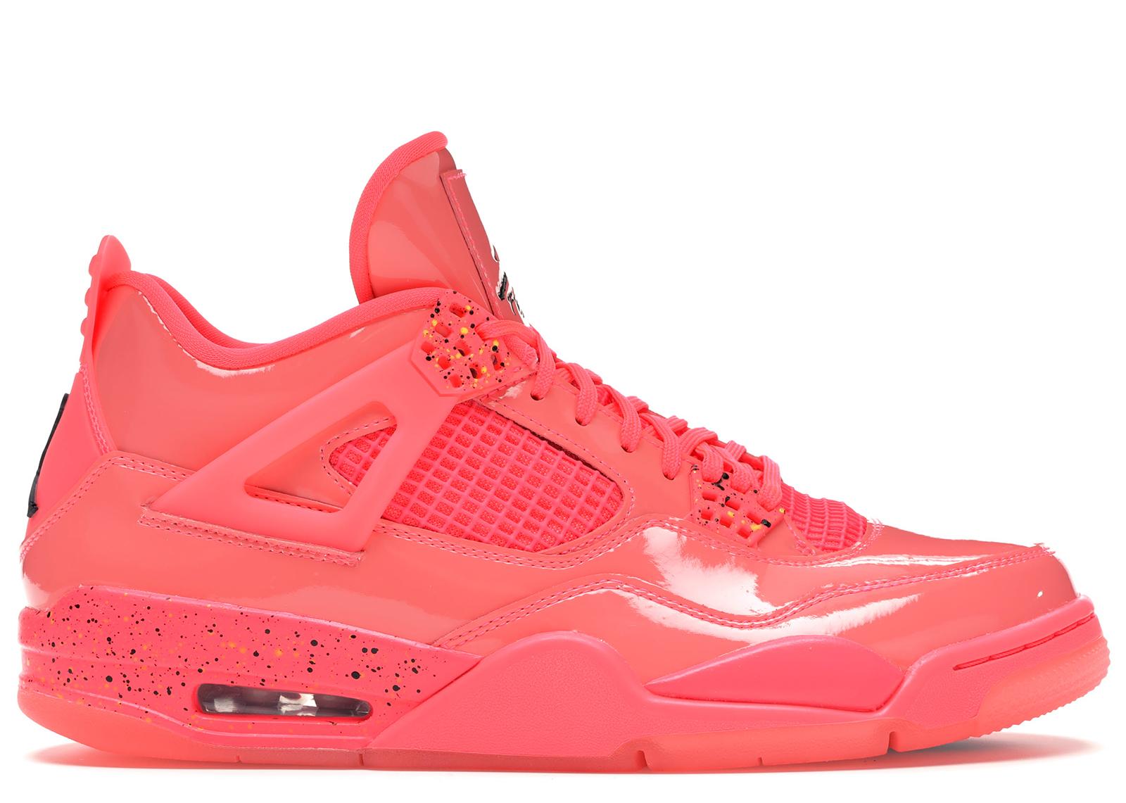 air jordan 4 retro rosa