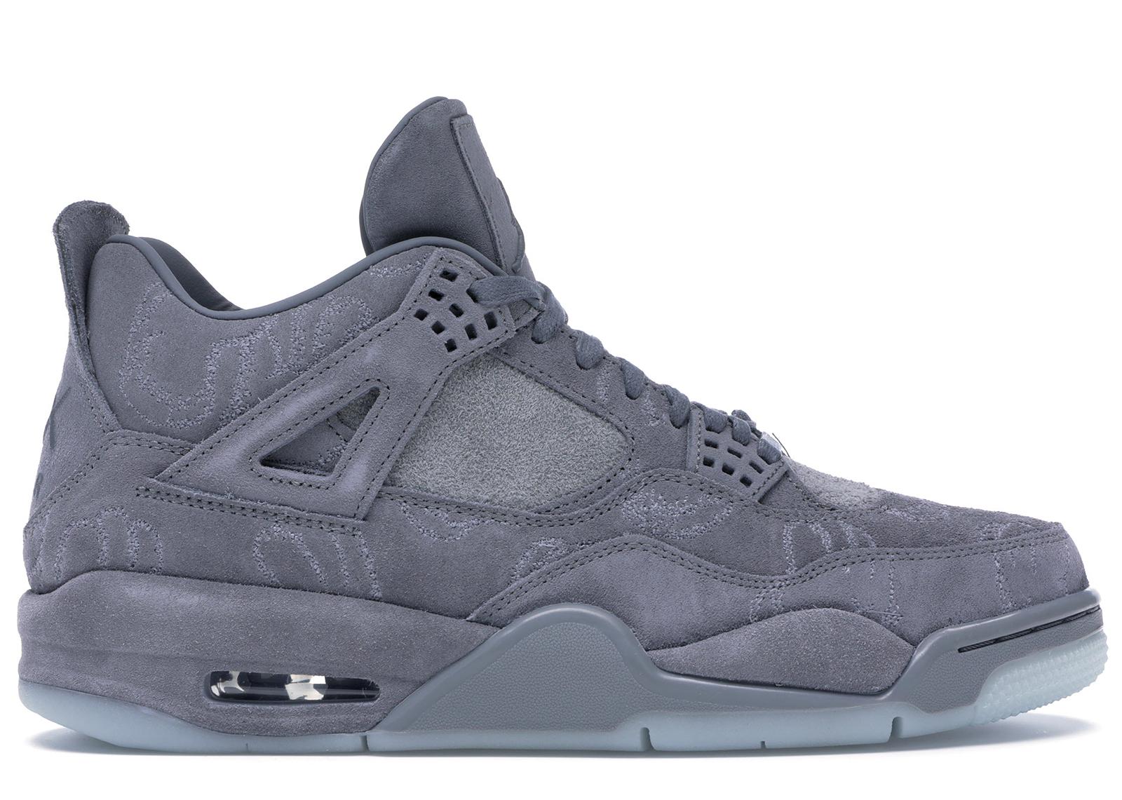 air jordan 4 noir et gris