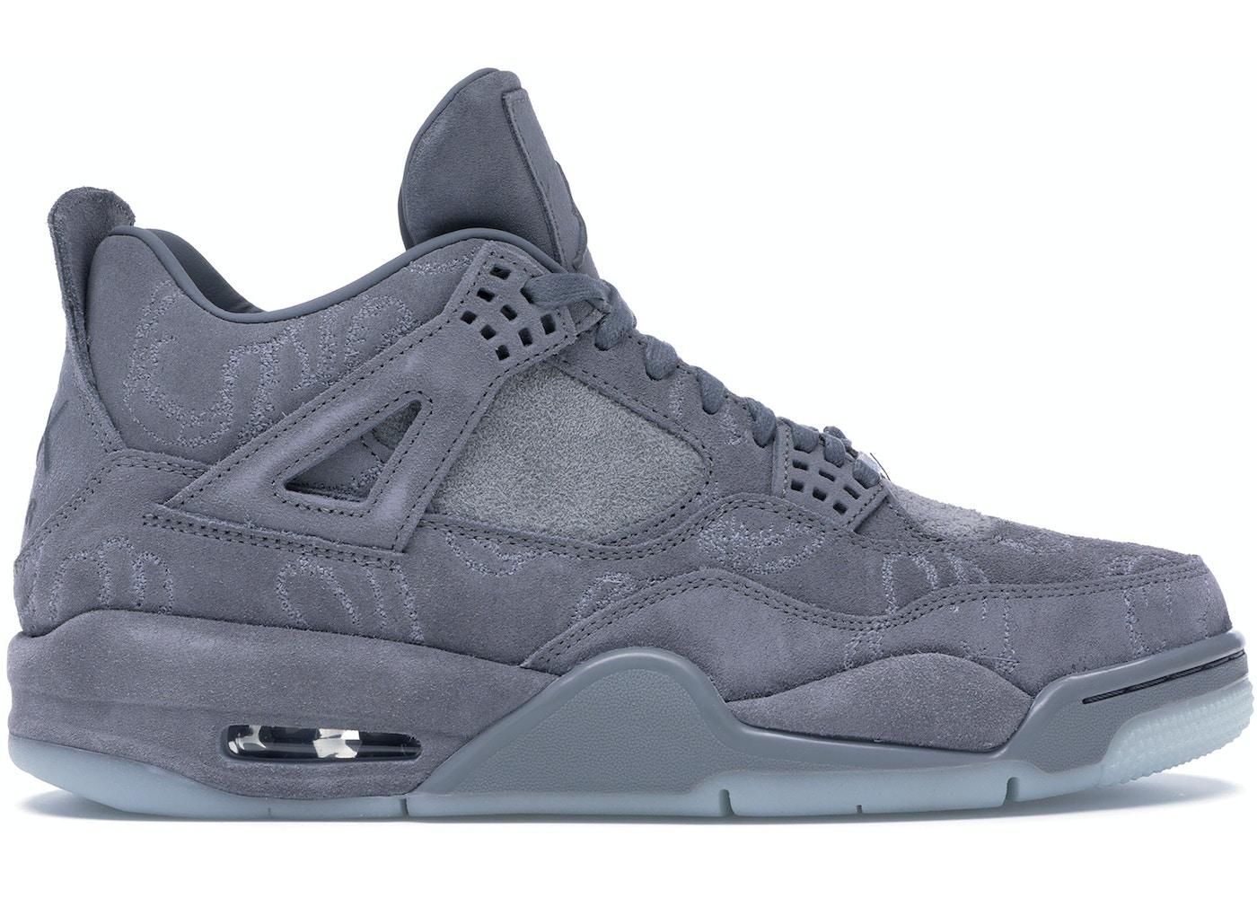sleek the best huge discount Jordan 4 Retro Kaws - 930155-003