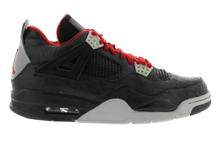 Jordan 4 Retro Black Laser - 312255-061