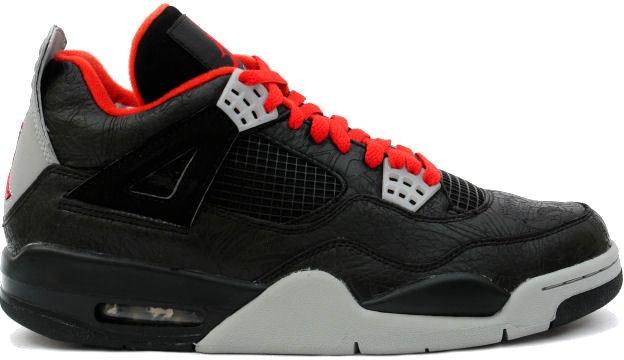 Jordan 4 Retro Black Laser