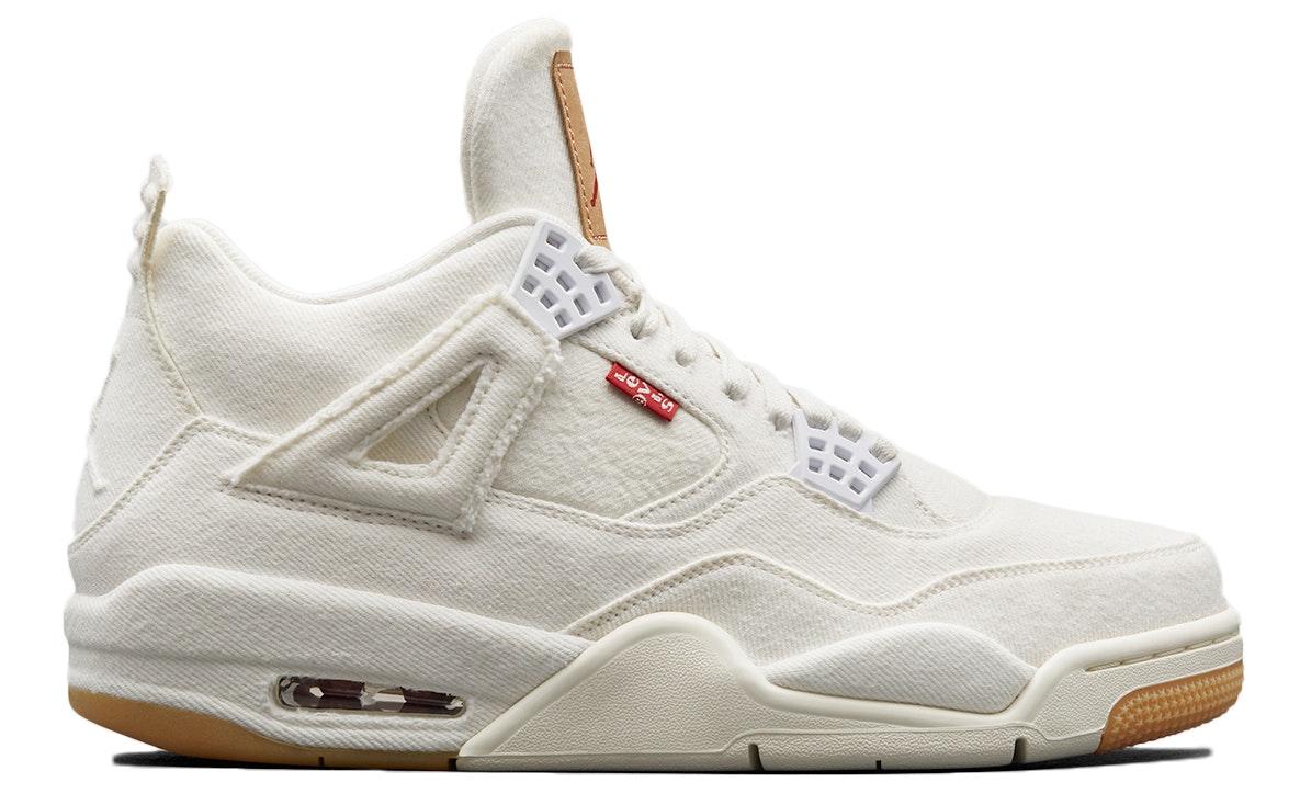 jordan 4 all white