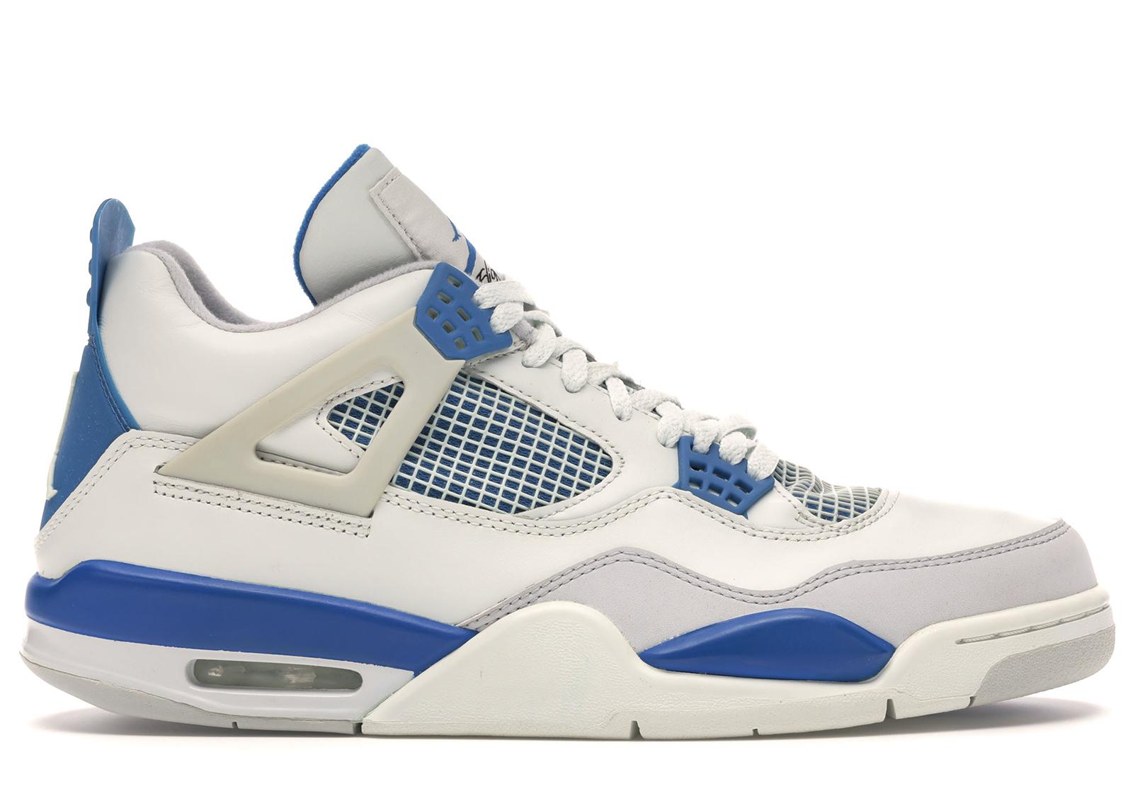 Jordan 4 Retro Military Blue (2006