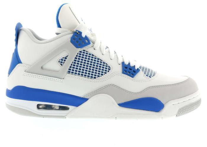 Jordan 4 Retro Military Blue (2012