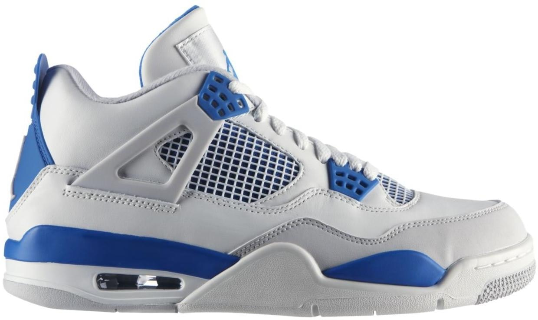 Jordan 4 Retro Military Blue (2012)