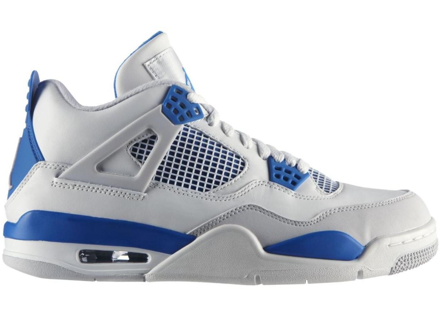 Jordan 4 Retro Military Blue (2012) - 308497-105 a44151cb8
